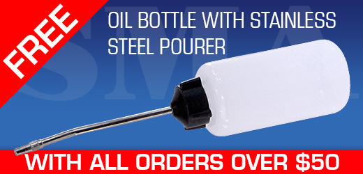 FREE Oil Bottle