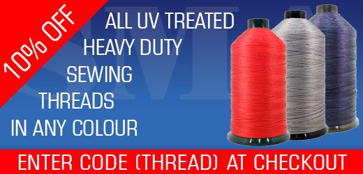 10% Off UV Thread