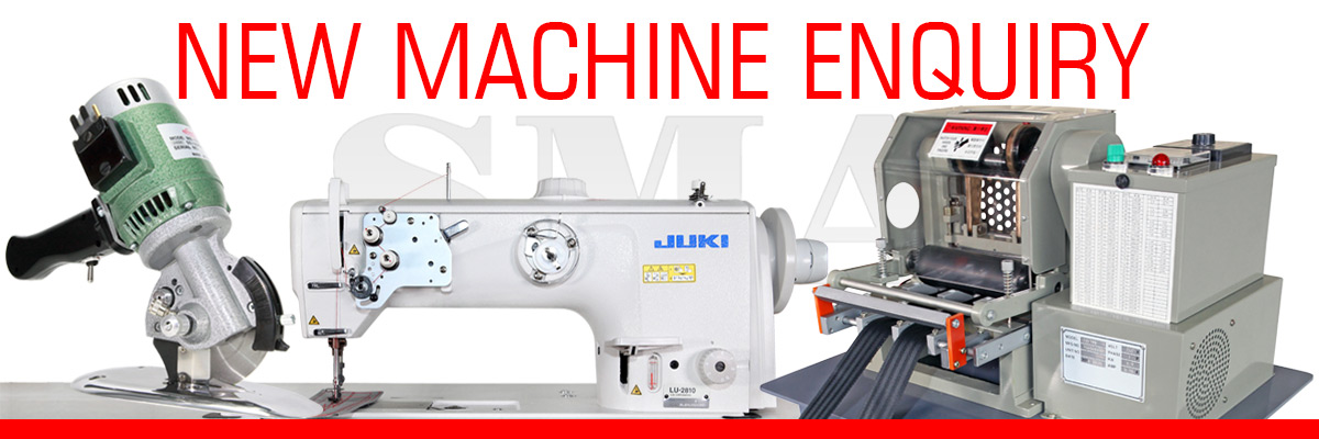 New Industrial Sewing Machine Enquiry