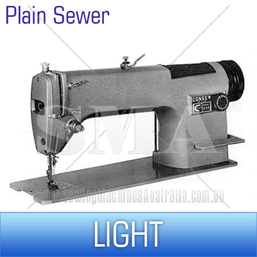 commercial sewing machine parts