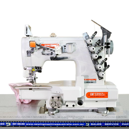 industrial coverstitch sewing machine