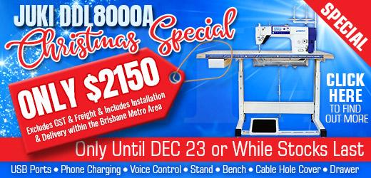 SMA Juki 8000A Christmas Special 2020