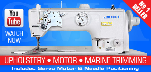 SMA Number 1 Seller  for Upholstery, Motor and Marine Trimming