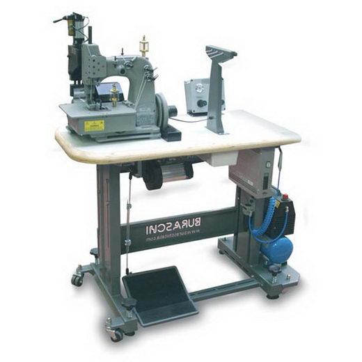 Buy Buraschi net making machine from Sewing Machines Australia