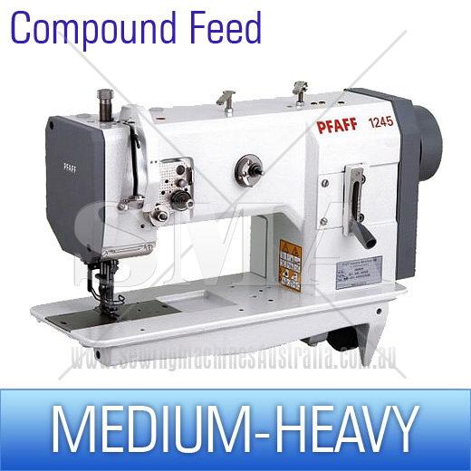 Pfaff 40 Best Pfaff 1245 Industrial Sewing Machine Parts