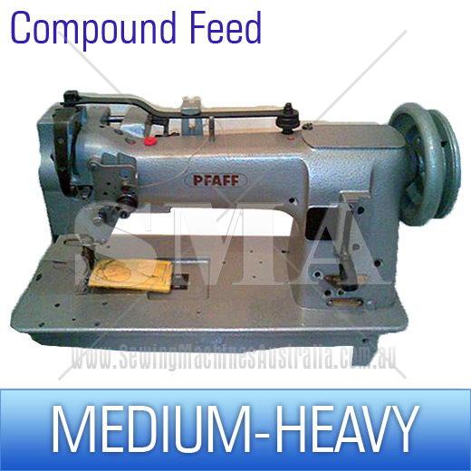 Pfaff 40 Extraordinary Pfaff 1245 Industrial Sewing Machine Parts