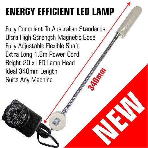 SMA LED Lamp 02b