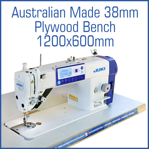 DDL 8000A The SMA Difference Australian Made 38mm Plywood Bench 1200x600mm