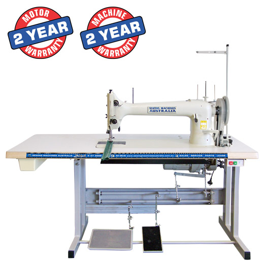 SMA K6-20 Longarm Motor Trimming Walking Foot Industrial Sewing Machine