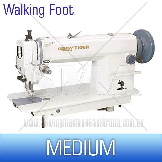 HIGHLEAD GC20618-1 WALKING FOOT NEEDLES SIZE#16 30 EACH 135X17 ORANGE
