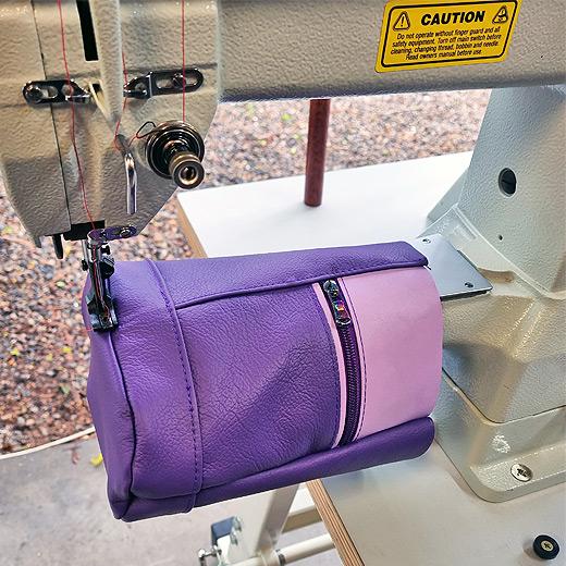 SMA 2603 Bag Purple