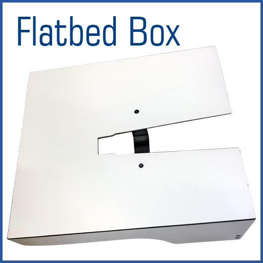 SMA 2603 Flatbed Box